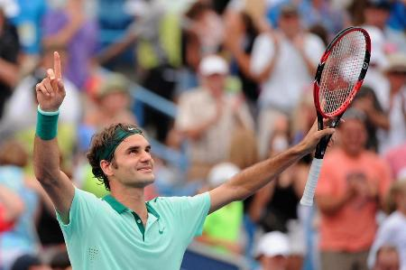 Fed Triumphs in Cincy vs Ferrer