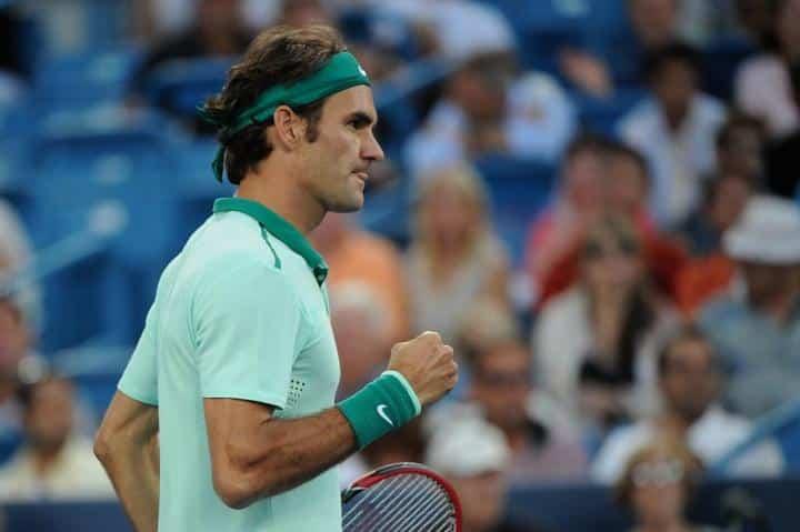 Photo of Federer Fends Off Monfils to Make Cincinnati Quarters