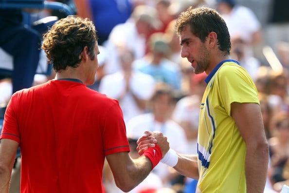 Federer Cilic USO 2011