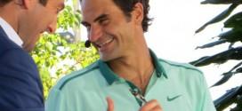 Federer Cincinnati 2014 2nd Round