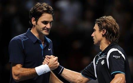 Federer Ferrer WTF 2012