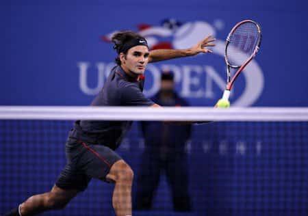 Federer New York