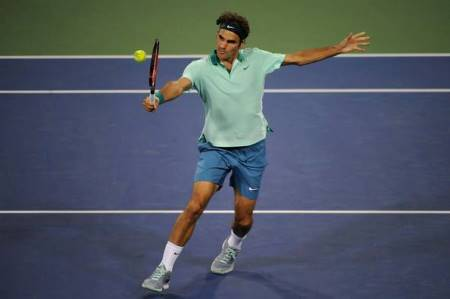 Federer Raonic Cincy 2014
