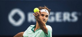Federer Rogers Cup 2014 2nd Round