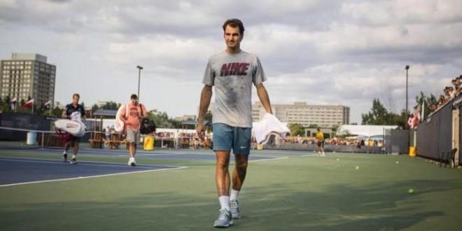 Federer Roger's Cup Fan Story
