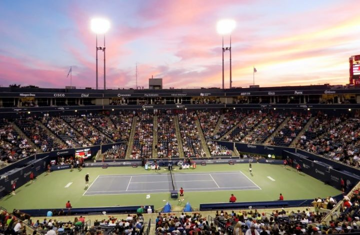 Rogers Cup Draw 2014