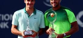 Tsonga Wins Roger's Cup