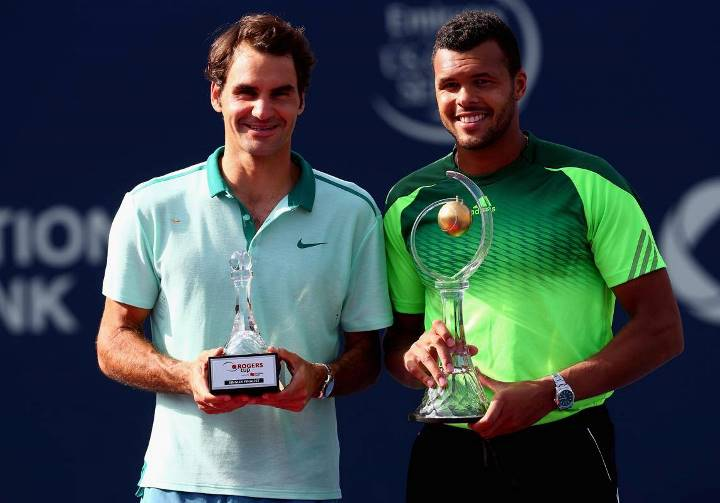 Photo of Tsonga Takes Out Federer to Win Roger's Cup
