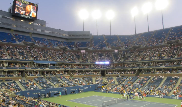 US Open Draw 2014