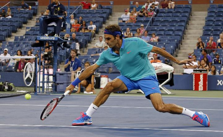 Dippy at the US Open 2014