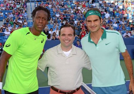 Federer Monfils Cincy
