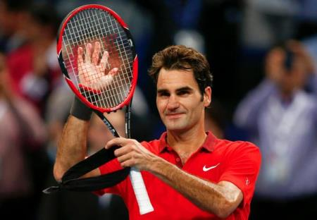 Federer Basel QF 2014