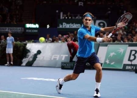 Federer Bercy Draw 2014