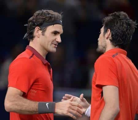 Federer Chardy Bercy