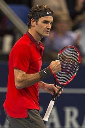 Federer Come on vs Dimitrov
