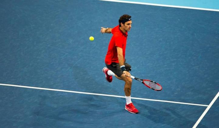 Photo of Impressive Federer Crushes Muller in Basel