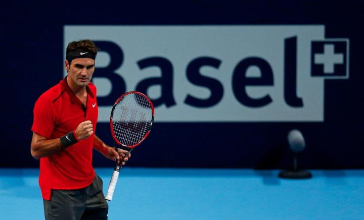 Photo of Federer Too Good For Dimitrov in Basel