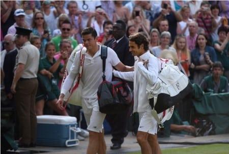 Federer Raonic Bercy