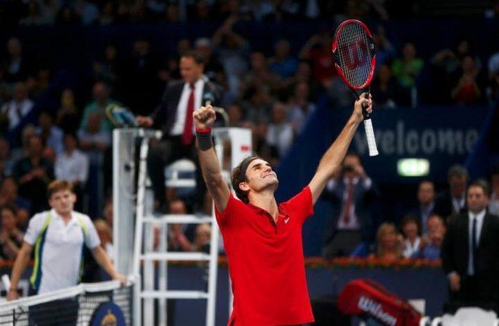 Federer Wins 6th Basel Title