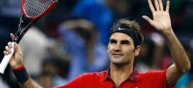 Federer defeat Benneteau Shanghai