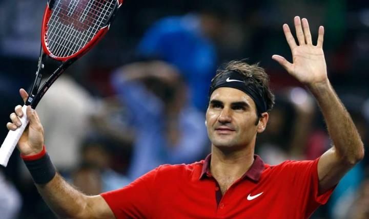 Photo of Electric Federer Defeats Benneteau in Shanghai