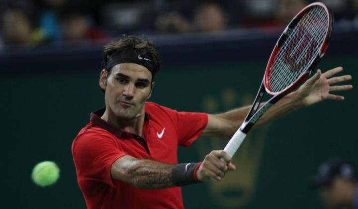 Photo of Federer Brushes Aside Bautista Agut in Shanghai