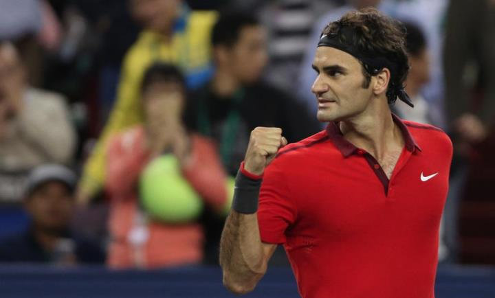 Photo of Federer Masterclass Breaks Djokovic Win Streak in Shanghai