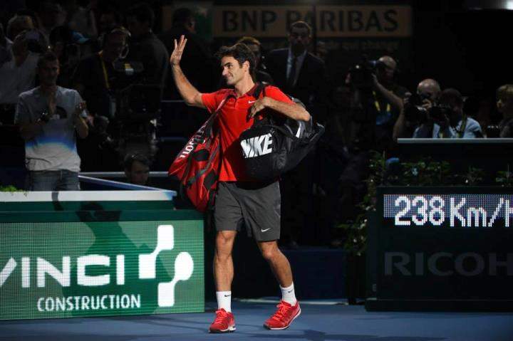 Photo of Raonic Defeats Federer at BNP Paribas Masters