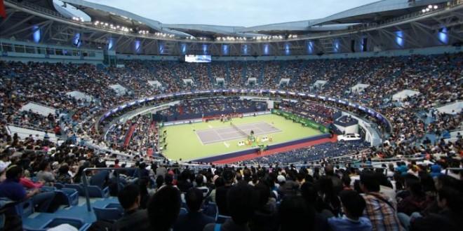 Shanghai Masters 1000 Draw 2014