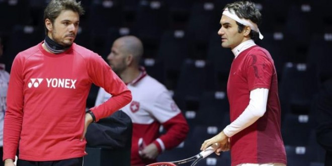 Davis Cup Federer Fit To Play