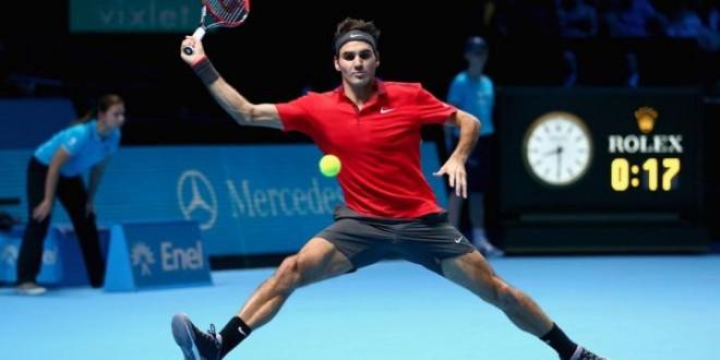 Federer Defeat Raonic London