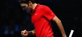 Federer Defeat Wawrinka London 2014