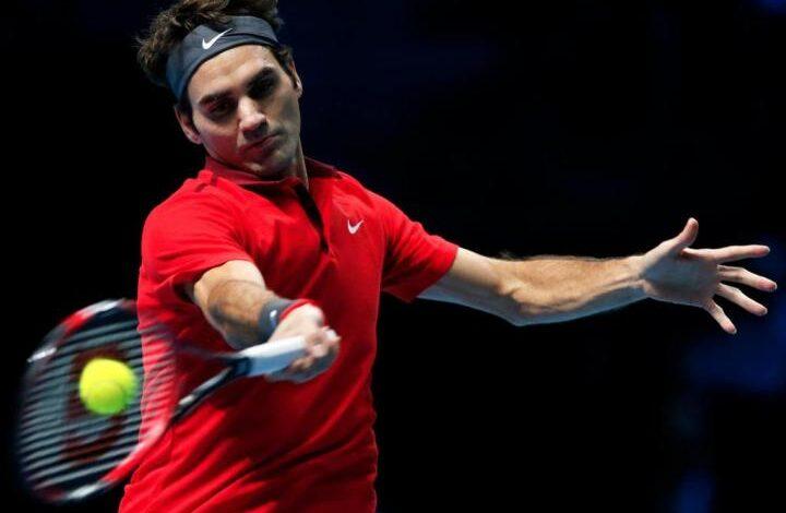 Federer Defeats Nishikori in London
