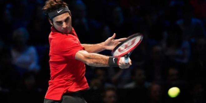 Federer Destroys Murray London