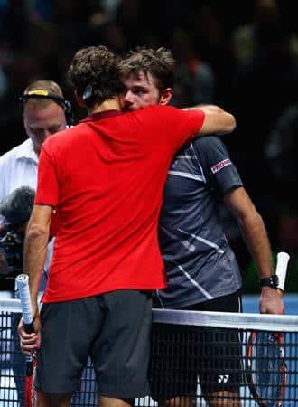 Federer Stan WTF 2014