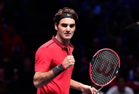Federer Wawrinka World Tour Finals