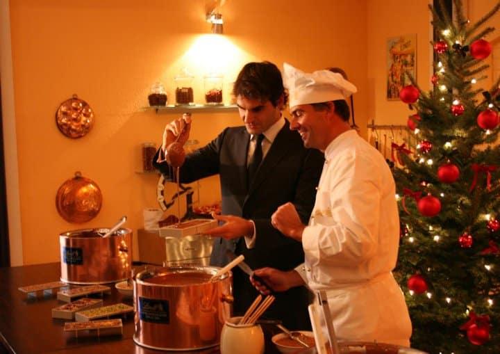 Federer Christmas Quiz 2014