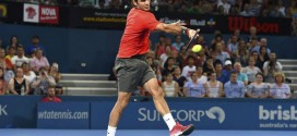Federer Deafeat Duckworth Brisbane