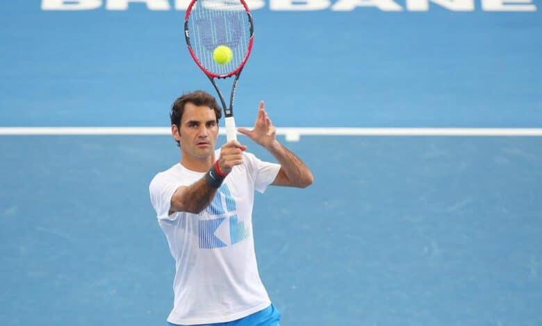 Federer Brisbane 2015