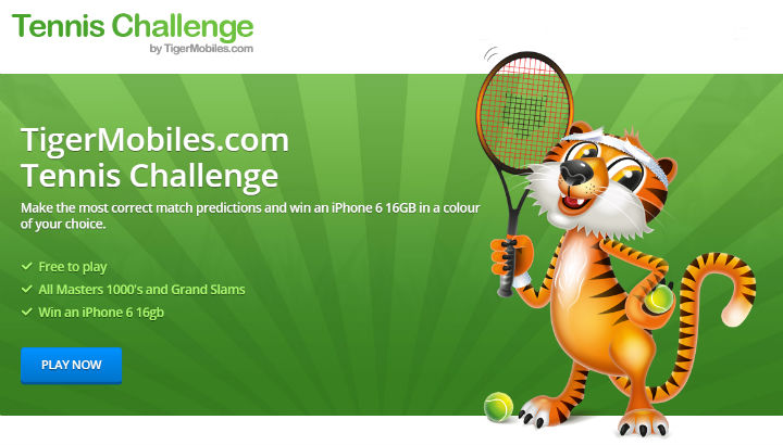 Photo of Introducing the Tiger Mobiles Tennis Challenge