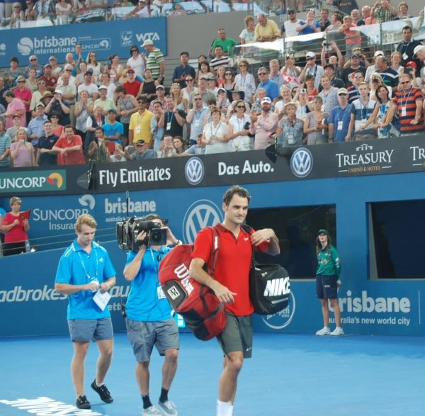 Fed in Brisbane
