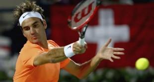 Federer Defeat Gasquet Dubai 2015