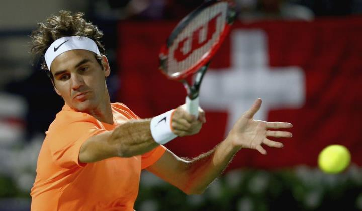 Photo of Federer into Dubai Semi Finals After Gasquet Retires