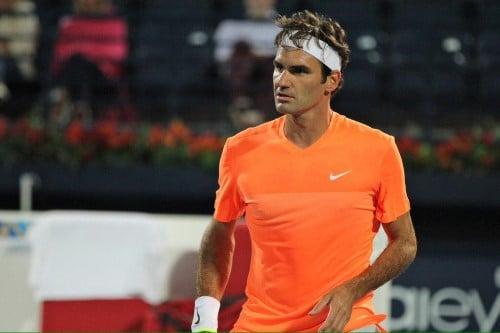 Federer Fiasco Dubai 2015