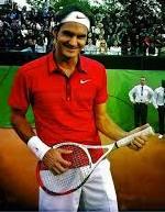 Federer Racket Guitar