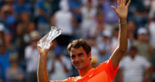 Federer Djokovic Indian Wells 2015