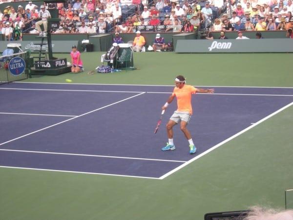 Federer Schwartzman IW Sue