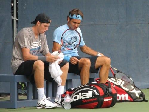 Federer Sock