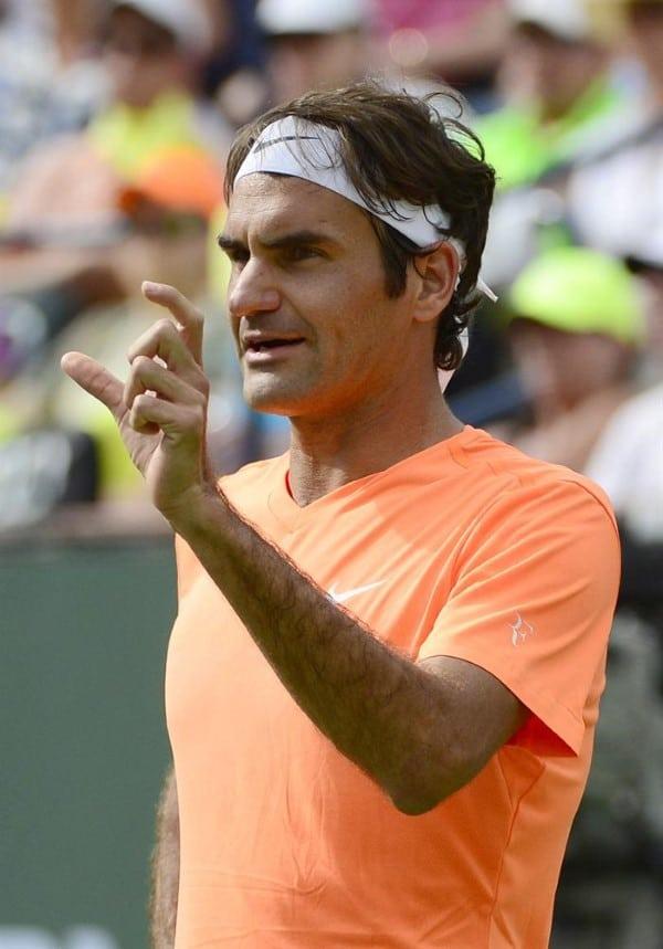 Small Margins Federer