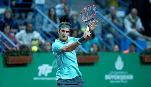 Federer Istanbul 2015